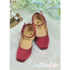 1/4 MSD - BLS007 -  Bloody - Square Mary Jane shoes