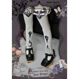 ♣Black Sheep♣ Socks BSS140103 Last Dinner