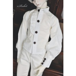 1/4 *Basil Shirt * BSC023 1801 (White)