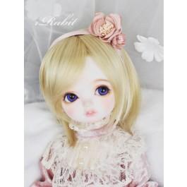 1/4 Floral headband - Pink (RB170407)
