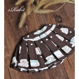 1/4 School Skirt - KC006 1823