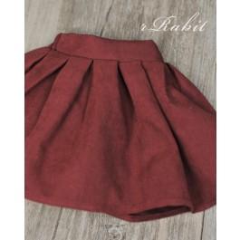 1/3 Full size - Flared skirt KC042 1701