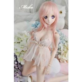 [Miska]1/3 Girl -SD10/13/16,DD [Private Party] - Sexy lingerie skirt - MSK023 002 (Light Pink)