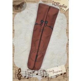 1/3 Socks RS140101 ♥ Brown Violin
