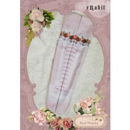 1/3 Socks RS140102 ♥ Rosing Flower