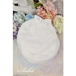 All size ★ Ribbon Mo Sofa - White