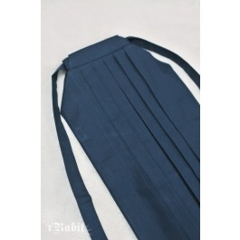 1/3 Hakama 行燈袴 (Japanese Bottom Dress) TS001 1714 (Deep Blue)