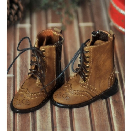 1/3 SD13 SD17 Antique Boots - RHL003 DustyMud