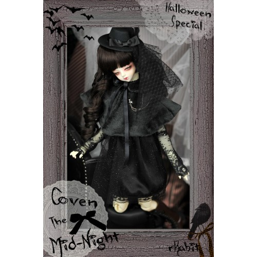 1/3 Halloween Special - Coven - The Mid-Night *Posion