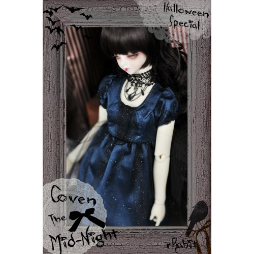 1/3 Halloween Special - Coven - The Mid-Night *Ink