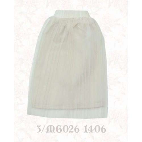 1/3 *Folded Skirt * MG026 1406