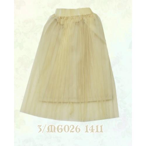 1/3 *Folded Skirt * MG026 1411