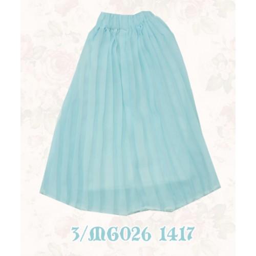 1/3 *Folded Skirt * MG026 1417
