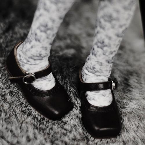 1/4 MSD MDD BLS004 Lady Sugar Shoes - Black