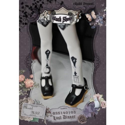 1/3 ♣Black Sheep♣ Socks BSS140103 Last Dinner