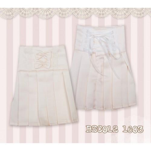 1/3 High-waisted Pleated skirt - BSC012 1603
