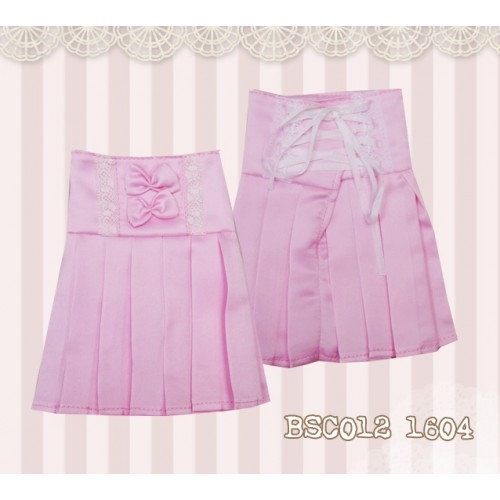 1/3 High-waisted Pleated skirt - BSC012 1604