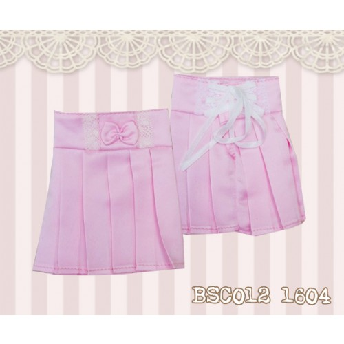 1/4 High-waisted Pleated skirt - BSC012 1604