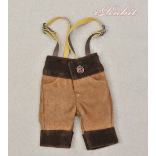 1/6 Capri Pants with Suspenders BSC013 1614