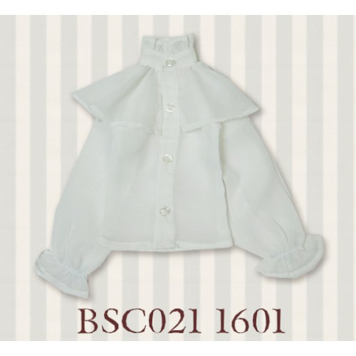 1/4 MSD MDD size *Alice Shirt*BSC021 1601 (White)