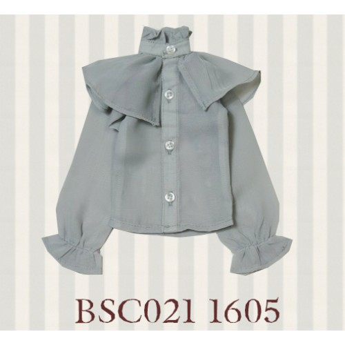 1/4 MSD MDD size *Alice Shirt*BSC021 1605 (Light Grey)