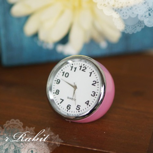 Candy Clock ★ Pink