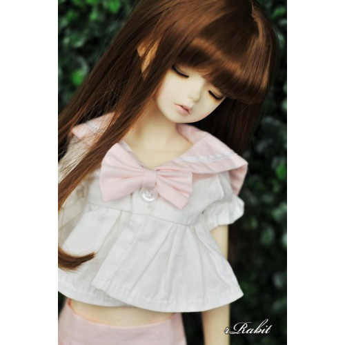 1/3 Girl SD13/10 DD - Sailor Cute Dress Set - CP010 004 (Sakura)