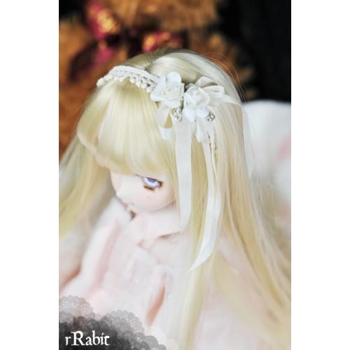 1/3 rRabit headband - Floweral