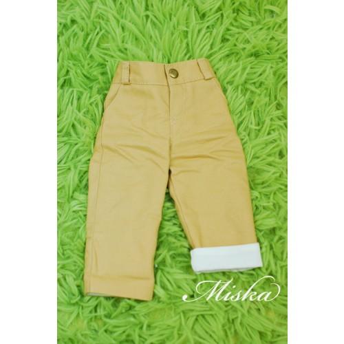 Miska Homme - 1/3 Capri Pants - HEM005 002