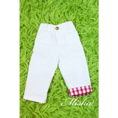 Miska Homme - 1/4 Capri Pants - HEM005 005
