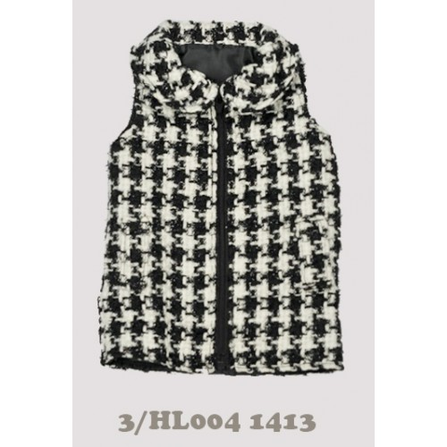 1/3 * Padded Vest - HL004 1413