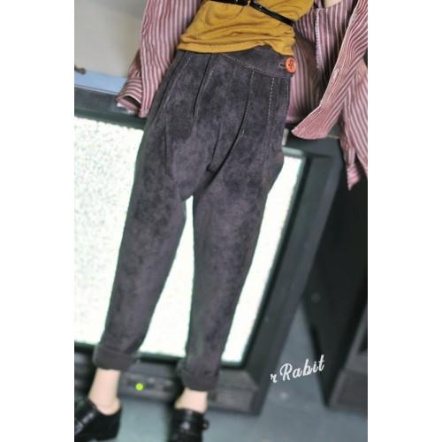 1/3 [Corduroy pants] - HL043 1901