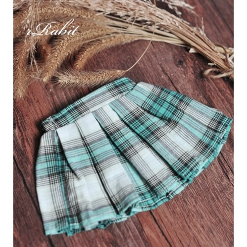 1/4 School Skirt - KC006 1802