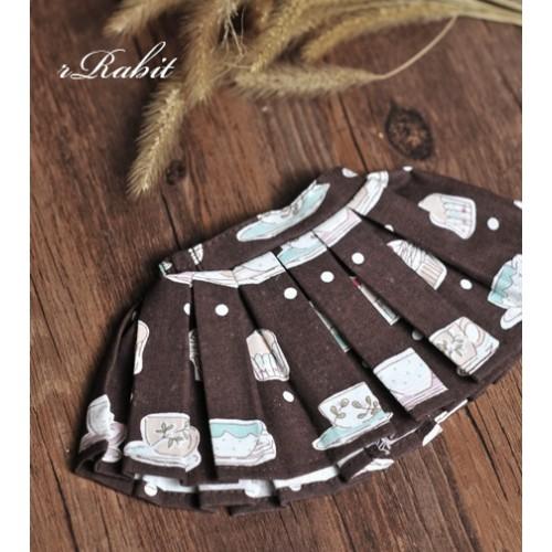 1/4 School Skirt - KC006 1823