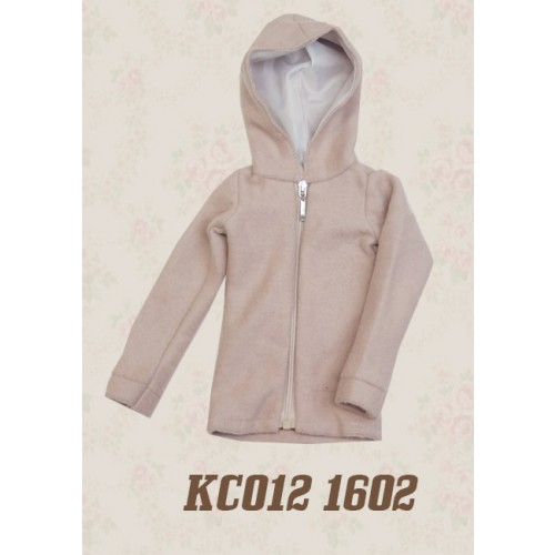 1/3 hoodie coat - KC012 1602 (Boys & Girls)
