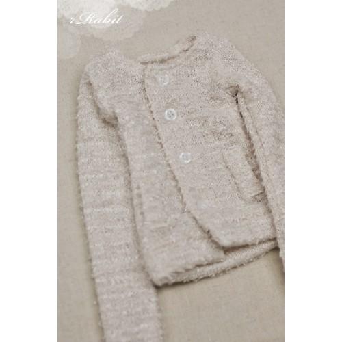 1/4 Cute Round Neckline Sweater coat KC020 1623