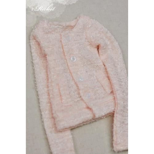 1/4 Cute Round Neckline Sweater coat KC020 1624