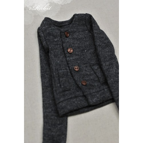 1/4 Cute Round Neckline Sweater coat KC020 1626
