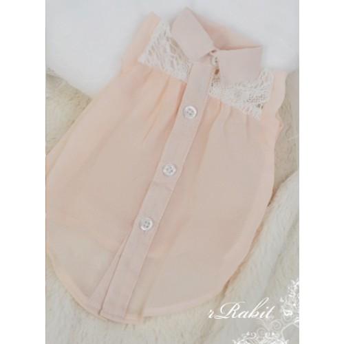 1/3 SD10/13/16 DD Sleeveless shirt - LC005 1702 (Light Pink)
