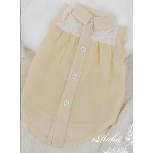 1/3 SD10/13/16 DD Sleeveless shirt - LC005 1703 (Butter milk)