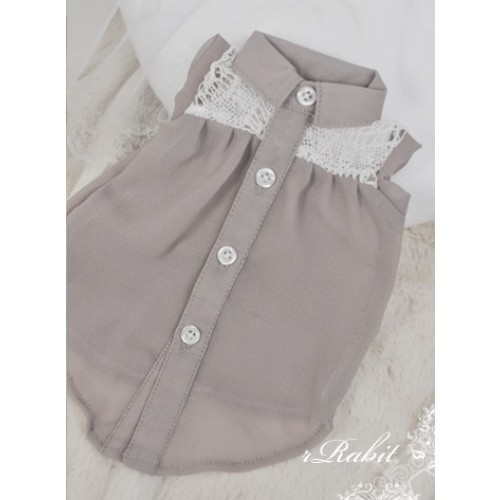 1/3 SD10/13/16 DD Sleeveless shirt - LC005 1704 (Grey Brown)