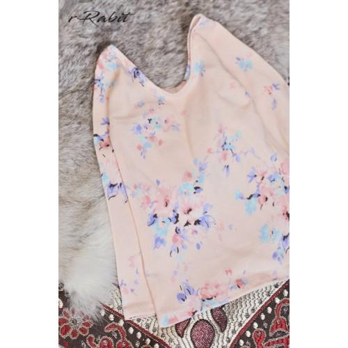 1/4  - L/S T-shirt* MG008 1805