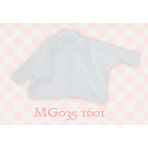 1/3 Flying squirrel sleeve chiffon shirt - MG035 1601