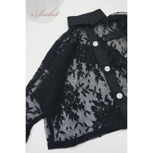 1/3 Flying squirrel sleeve chiffon shirt - MG035 1608