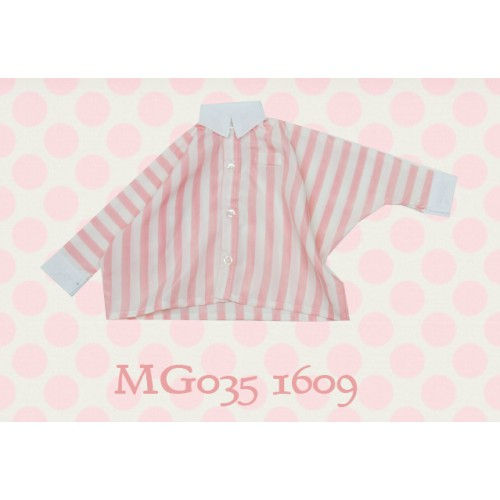 1/3 Flying squirrel sleeve chiffon shirt - MG035 1609