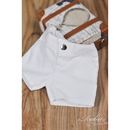 1/4 Short Pants - MG047 001
