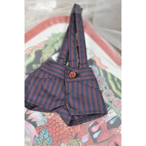 1/4  *Suspenders Short MG053 1812