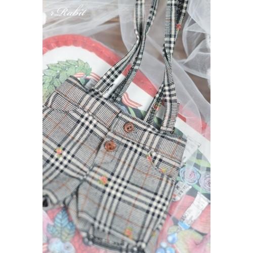 1/4  *Suspenders Short MG053 1815