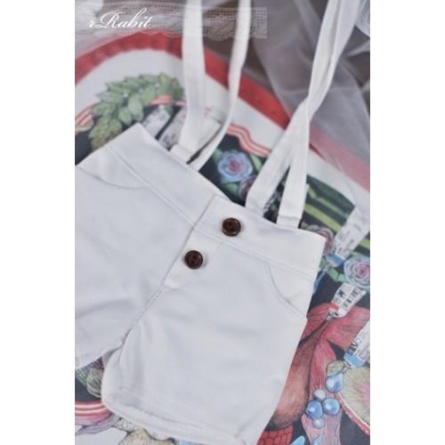1/3  *Suspenders Short MG053 1821