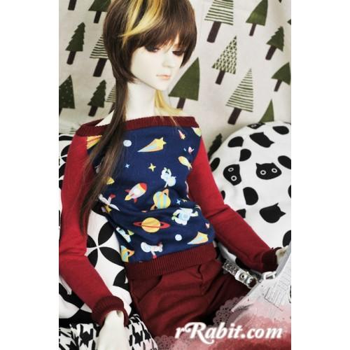 1/3 Casual Sweatshirt - SH051 1713